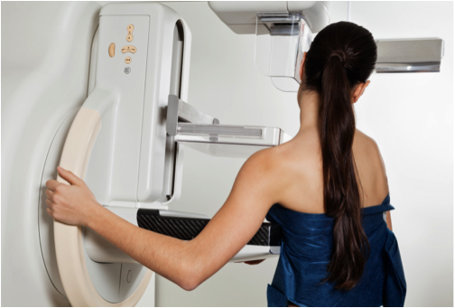 Mammogram photo