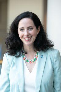 Louise Vetter, CEO, Huntington's Disease Society of America